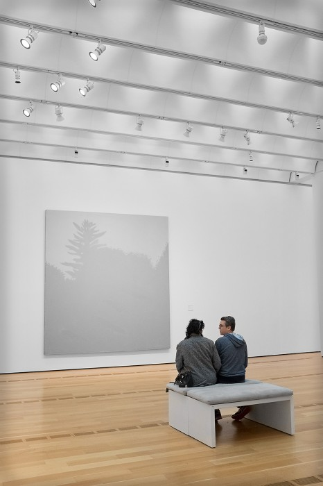 Couple at High Museum