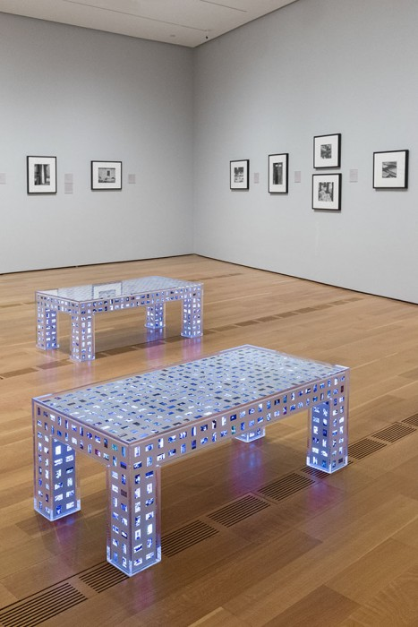 Brett Weston Exhibit
