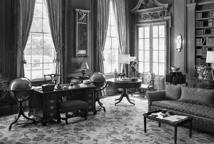 Swan House Office, Atlanta History Center