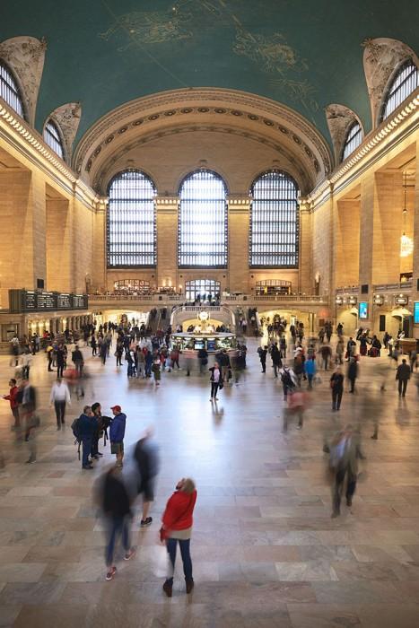 Grand Central Station - Alive