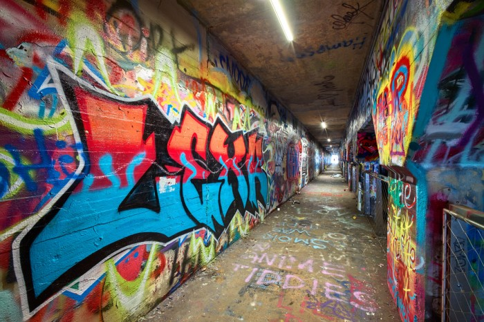 Krog Street Tunnel #3