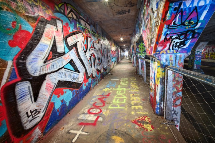 Krog Street Tunnel #1