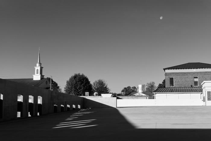 Moon over Buford - Buford, GA
